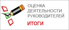 Оценка деятельности руководителей ИТОГИ 2016