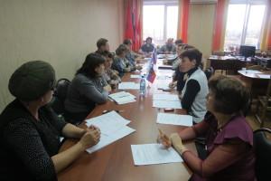Каратузские единороссы обсудили план мероприятий, посвященных юбилею района